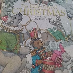 Other - The Twelve Days of Christmas Book